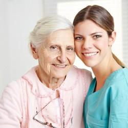 Altenbetreuung