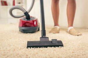 DER PROFI-TIPP: Die Teppichreinigung